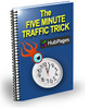 Thumbnail The Five Minute Traffic Trick + PLR Licence