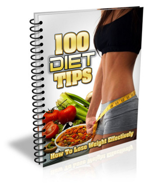Product picture 101 Diet Tips + MRR