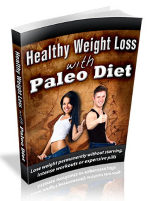 Product picture Weightloss With The Paleo Diet
