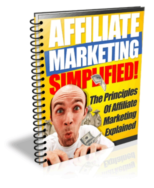 Product picture Marketing Simplified + PLR