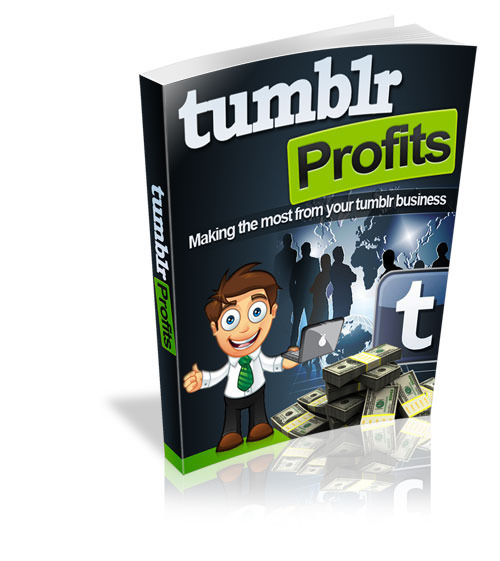 Product picture Tumblr Profits + MRR