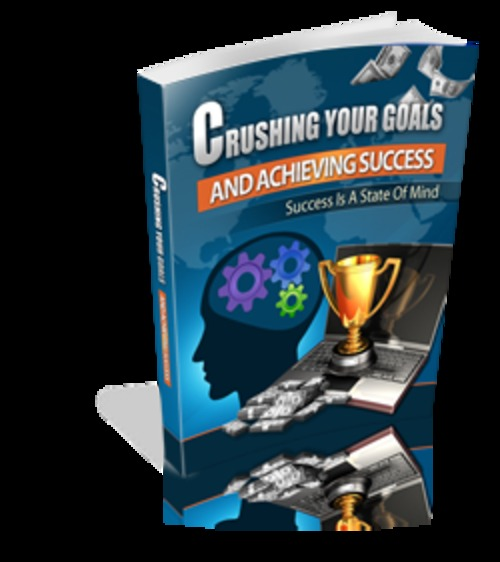 Product picture Crushing Your Goals + MRR