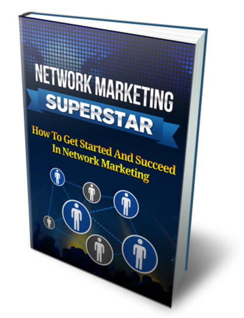 Product picture Network Marketing Superstar + MRR