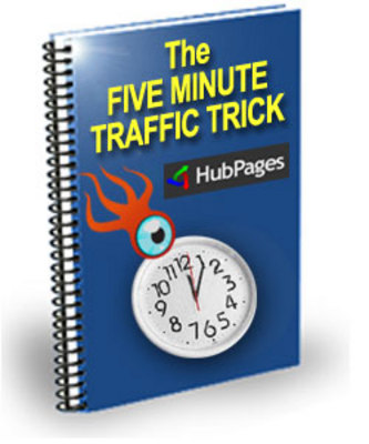 Product picture The Five Minute Traffic Trick + PLR Licence