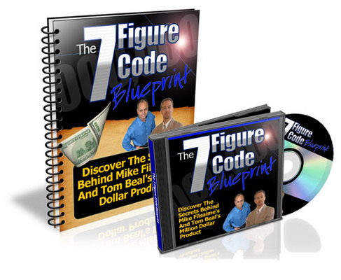 Product picture The Seven Figure Code Blueprint + PLR Licence