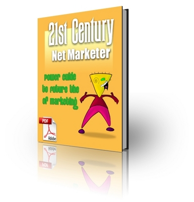 Product picture 21st Century Net Marketer + PLR Licence